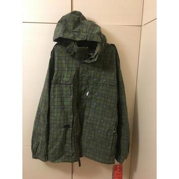 Burton XXL strój kombinezon kurtka spodnie moro