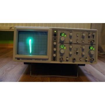 Oscyloskop NDN oscilloscope DF4321C 20Mhz