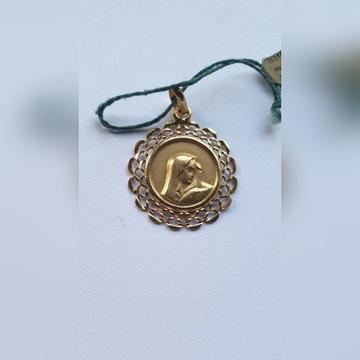 Złoty Medalik pr.750, 2,5 gr