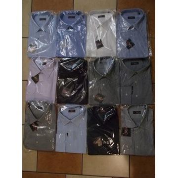 Nowe włoskie koszule  -duże rozmiary-XXL ,XXXL