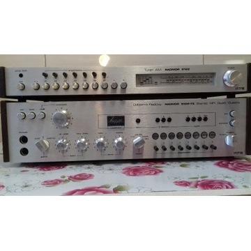 RADMOR 5102-TE + TUNER AM RADMOR 5122