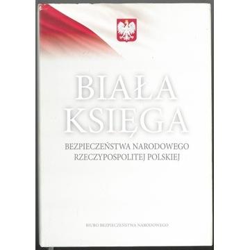 Biała księga bezpieczeństwa narodowego rzeczypospo