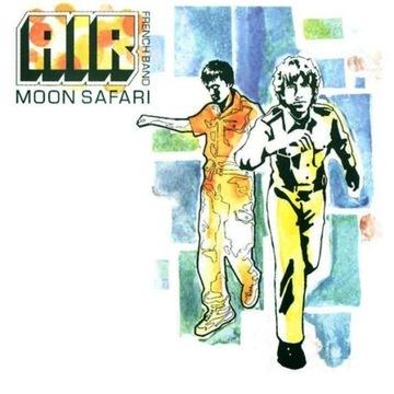 AIR French Band - Moon Safari (CD)