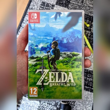 The Legend of Zelda: Breath of The Wild na Switch