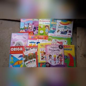 Książki Cwiczenia Edukacja Angielski 4-6 lat