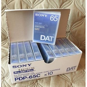 Sony DAT PDP-65C 10 sztuk NOWE