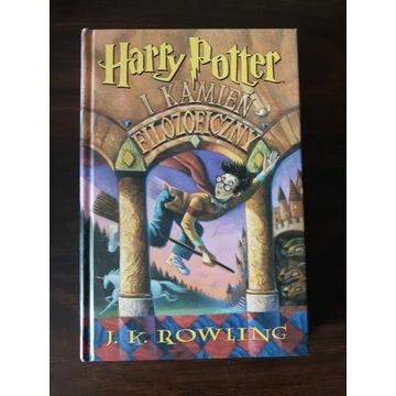 Twarda Harry Potter i Kamień Filozoficzny