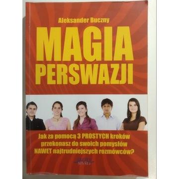 Magia perswazji Aleksander Buczny