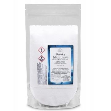 BORAKS 1kg 1000g czteroboran sodu 10-wodny 99,99%