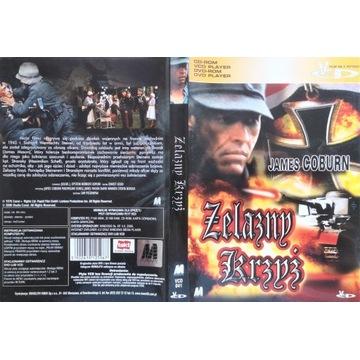 Żelazny Krzyż  Sam Peckinpah  VCD