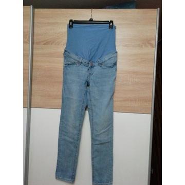 Jeansy dla mam