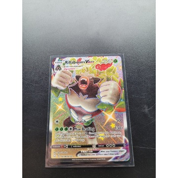 Karta Pokemon Rillaboom VMAX SV106/SV122 pokemon