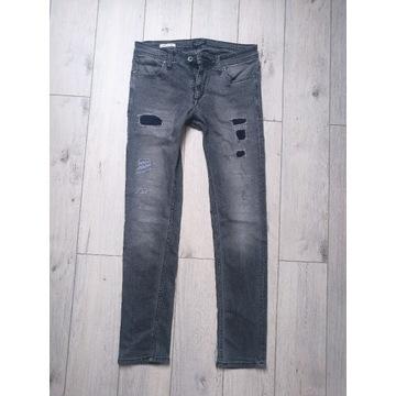 Oryginalne spodnie jeansy Jack&Jones Ben
