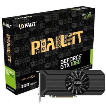 Palit GeForce GTX 1060 StormX 3GB GDDR5