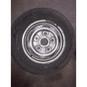 """Felgi opony Ford Transit 15"""" 195/70/15 cena za4szt"""