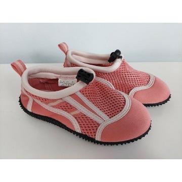 Buty do wody na basen dziewczęce Lupilu r. 25