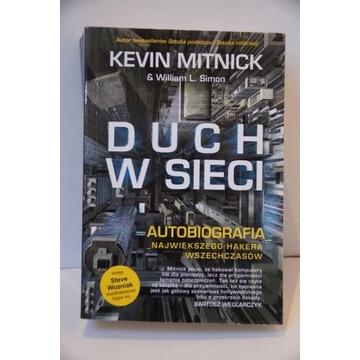 Duch w sieci; Kevin Mitnick