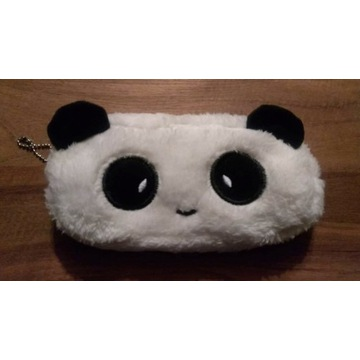 Panda piórnik, kosmetyczka Nowy polecam