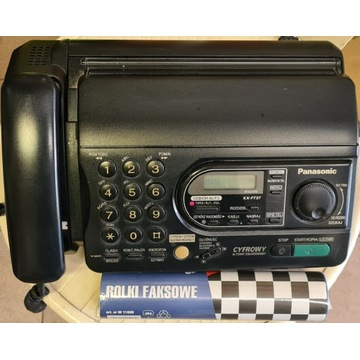 Telefon FAX Panasonic KX-FT37