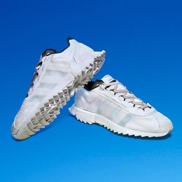 Adidas SL 7600 białe sneakers BOOST rozmiar 44