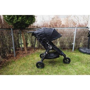 Baby Jogger City Mini GT + osłona + moskitiera