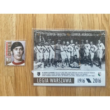 Legia Warszawa - 100-lecie powstania