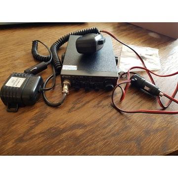 CB Radio MTech Legend II + rozgałęziacz zapalniczk