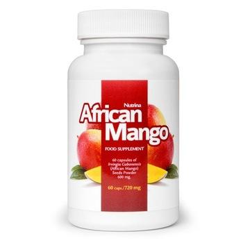 African Mango ! Spalacz Tkanki Tłuszczowej !
