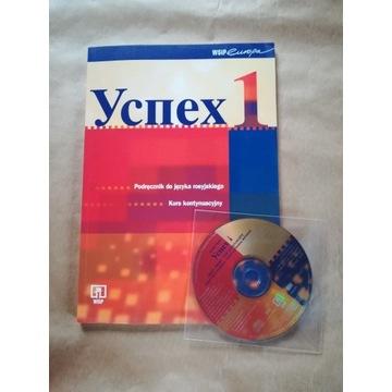 Ycnex 1. Podręcznik do języka rosyjskiego.