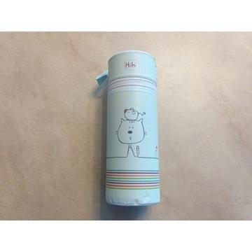 Termoopakowanie termos na butelkę dla dzieci Hihi