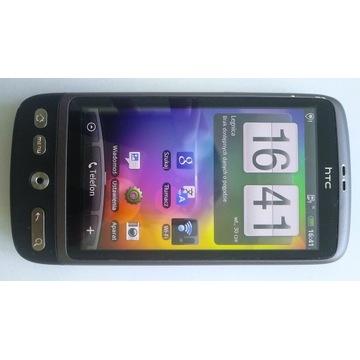 HTC DESIRE A8181 pełny oryginalny zestaw + etui