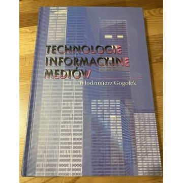 """Książka """"Technologie informacyjne mediów"""""""