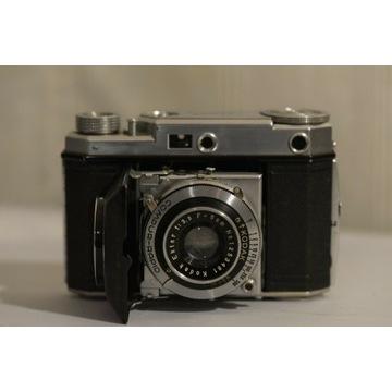 Unikatowy aparat Kodak Retina II, z lat 1937-1939