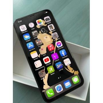 Iphone Xs Max 256 GB Grafitowy Stan Idealny