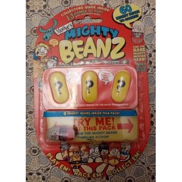 Mighty Beanz Fasolki 4 szt. zabawki z gry