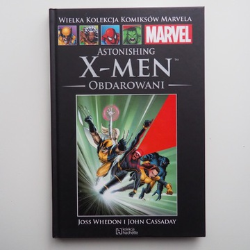 Astonishing X-Men. Obdarowani – WKKM 2