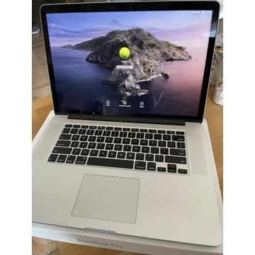 MacBook Pro a1398 mid 2015 i7/16gb/512ssd