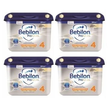 BEBILON Profutura 4 - zestaw 4szt x 800 g
