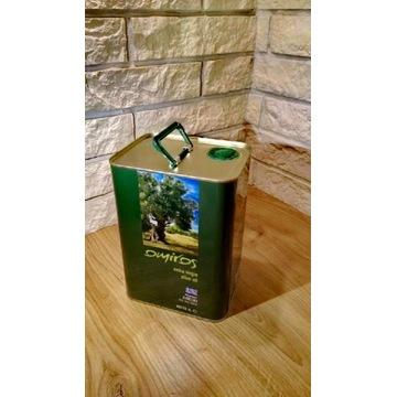 Oliwa z oliwek extra virgin puszka 3L