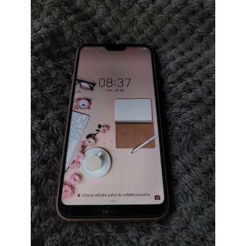 Telefon Huawei P20 lite Gold Rose jak NOWY