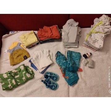 Ubranka niemowlęce r. 68/74