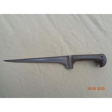 sztylet ,nóż ,pesh-kabz ,AFGANISTAN