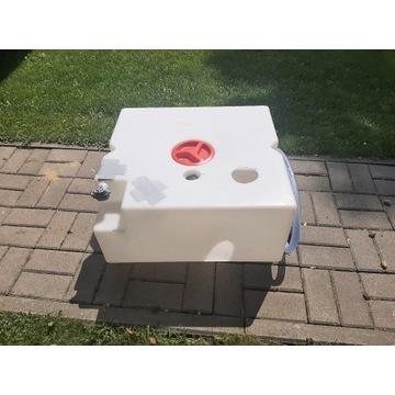 Zbiornik do przyczepy/kampera
