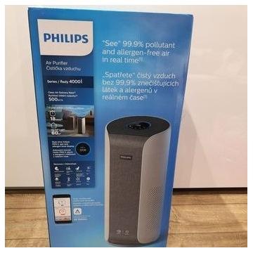Oczyszczacz powietrza Philips AC3858/50 + filtr