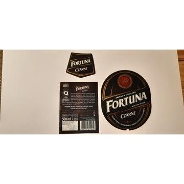 Etykieta Fortuna Czarne