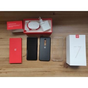 OnePlus 7 Pro 8/256 + Oryg etui + Ład. sam. Dash