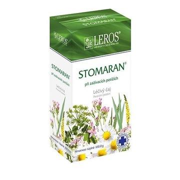 Herbata Leros na problemy trawienne