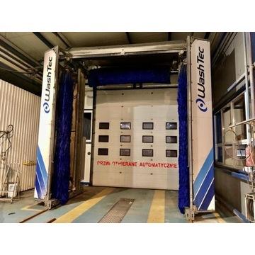 Myjnia aut ciężarowych Tir Waschtec 6-0705