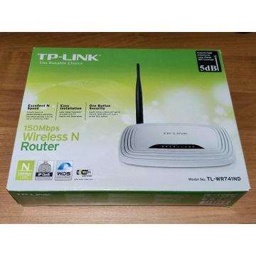 Router TP-Link TL-WR741ND DSL