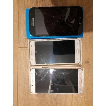 Samsung J5 - Uszkodzony